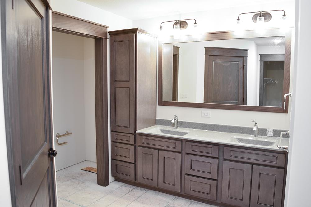 Vanities Linen Cabinets Wardcraft Homes Wardcraft Homes
